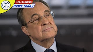 Real madrid president florentino perez tests negative for covid-19 - news today