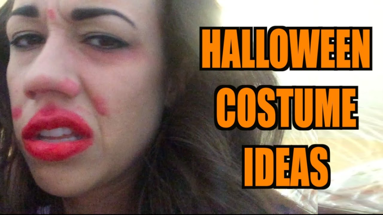 halloween costume ideas youtube