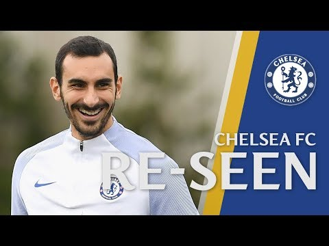 Don't Miss Davide Zappacosta's Prank On Alvaro Morata | Chelsea Re-seen