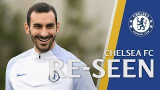 Don't Miss Davide Zappacosta's Prank On Alvaro Morata | Chelsea Re-seen