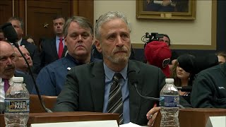 Congress passes 9/11 Victim Compensation Fund extension championed by Jon Stewart