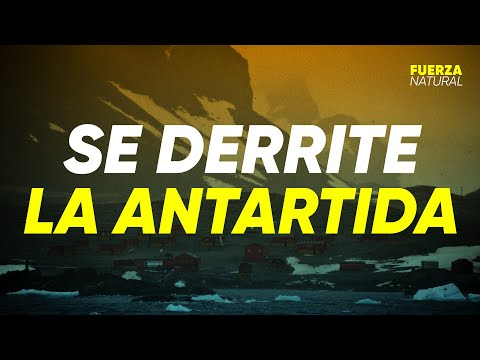 calentamiento-global:-la-antÁrtida-se-derrite-#fuerzanatural
