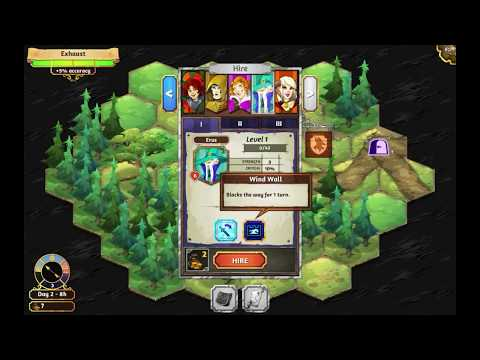 [Crowntakers] gameplay. For future  