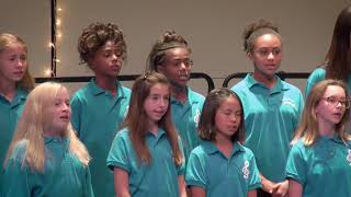 Joseph, Guard Him (de Ford)-- Twin Peaks Middle School Choir