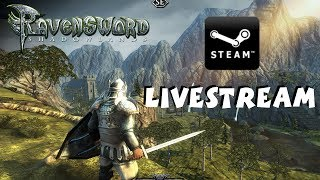Ravensword Shadowlands PC First Look Livestream 1080P