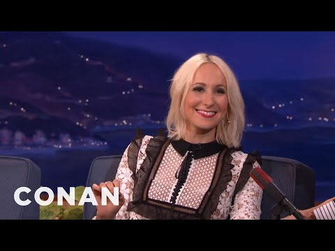 Nikki Glaser Knows The Speed Of A Man's Ejaculate - CONAN on TBS