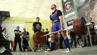 Становая тяга 267,5 кг в 75 кг мировой рекорд