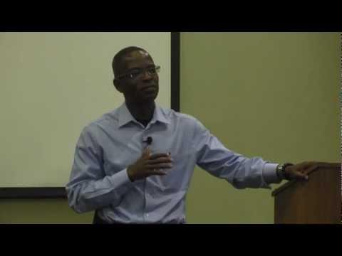 Patrick Awuah, Founder of Ashesi University, Ghana