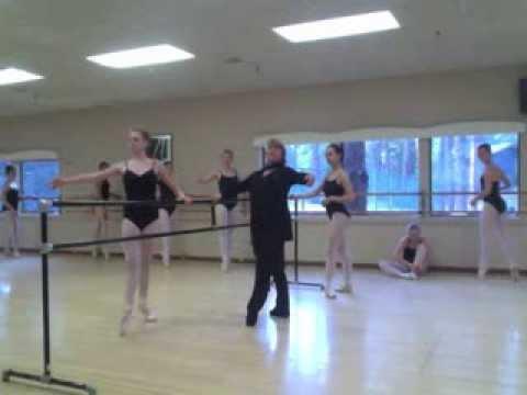 Intermediate Ballet class selections