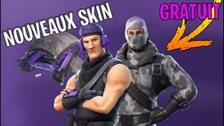 HOW DÉBLOQUER 2 SKIN ON FORTNITE!