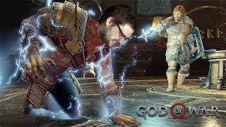 СТАРЫЕ ДРУЗЬЯ ► God of War #12
