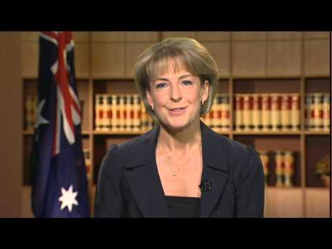 Senator the Hon Michaelia Cash Letters 120815
