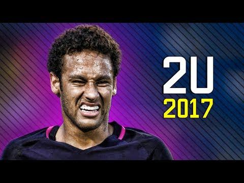 Neymar Jr ● David Guetta Ft Justin Bieber - 2U ● Skills & Goals 2017 | HD