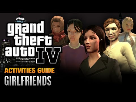 GTA 4 - Girlfriends Guide [Warm Coffee Achievement / Trophy] (1080p)