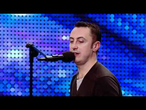 Organist Graham Blackledge La Bamba - Britain's Got Talent 2012 audition - International version
