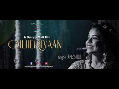 Ansh Mehndi highlights – Indian wedding 2017