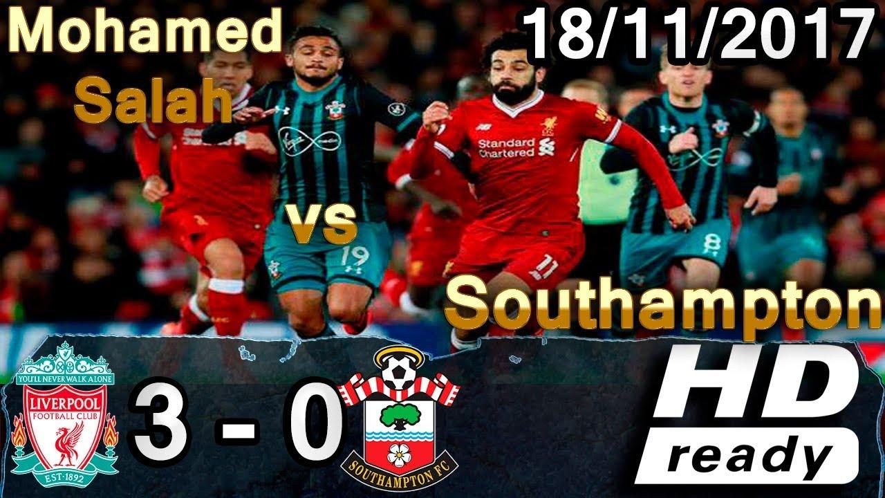 Download Mohamed Salah vs Southampton 3-0 ● All Goals Extended Highlights GOLES 2017-2018 HD Cris Tv