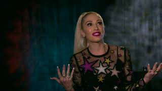 Gwen Stefani's You Make It Feel Like Christmas || Gwen Stefani Interview || SocialNews.XYZ