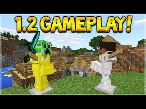 LIVE! BETTER TOGETHER UPDATE! Minecraft 1.2 BETA Exploring W/ Xbox Controller
