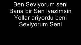Faxo - Ben seviyorum seni Текст песни (türk+rus)