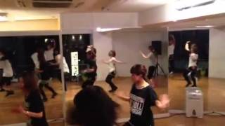 Standing on the sun reggae remix - Beyonce feat Mr.Vegas /Choreography By:AYA(HONEY WAXX)