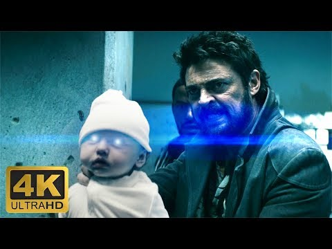 Этот младенец супергерой. Пацаны (4K)