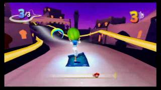 Aladdin Magic Racer - First 7 Minutes - Nintendo Wii