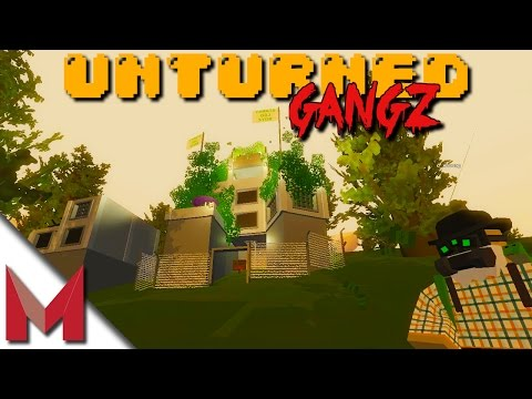 MOVING TO MOSCOW! -=- UNTURNED GANGZ GAMEPLAY -=- S2E19