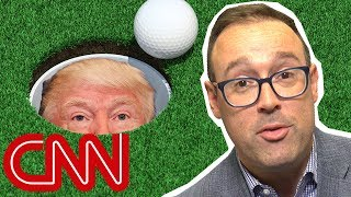 Donald Trump has a golf problem | With Chris Cillizza