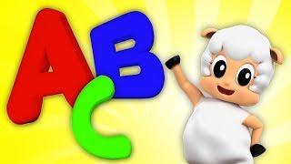 ABC песня | детские песни и детские стишки | мультфильмы видео