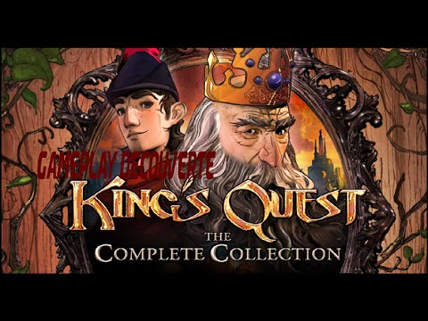 King S Quest Gameplay Découverte Ps4 Ps3 Xbox 360 Xbox