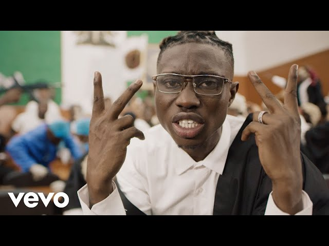 Zlatan - The Matter (Official Video) ft. Papisnoop - ZlatanIbileVEVO