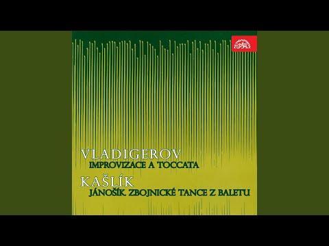Improvisation and Toccata, Op. 36 - Improvisace mp3