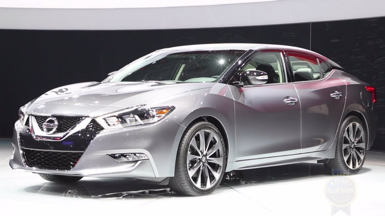 2016 Nissan Maxima - 2015 New York Auto Show - YouTube