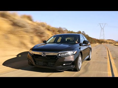 2018 Honda Accord – Review and Road Test