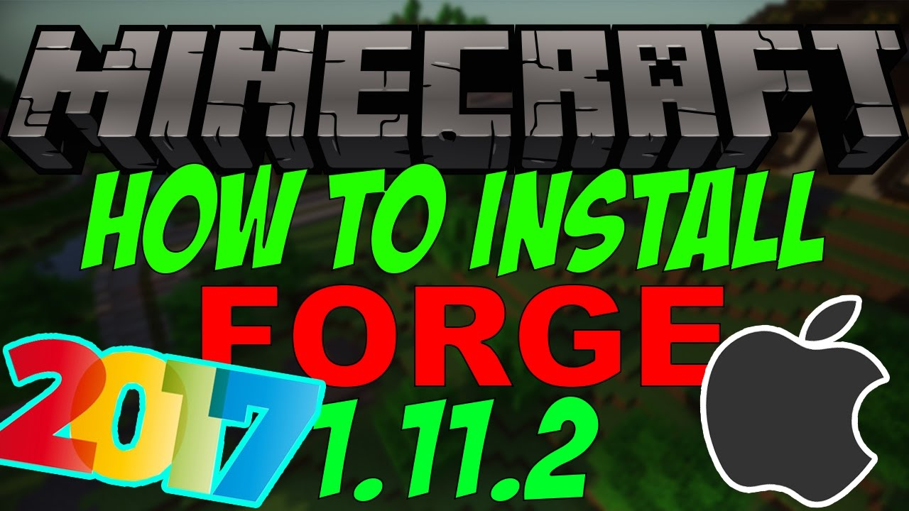 Download Minecraft Forge For Mac