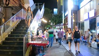 Bangkok Night Walk - Soi Cowboy to Soi Nana