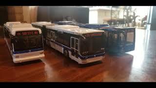 My new MTA New York City buses.