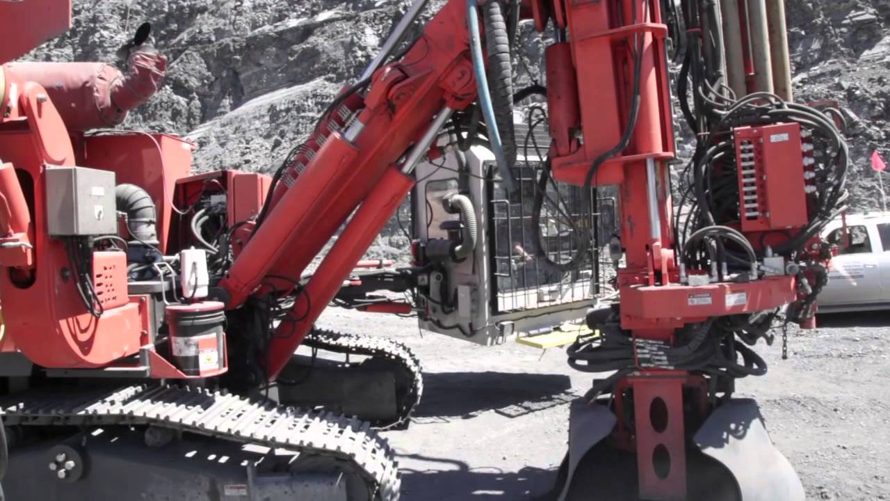 Sandvik Mining Celebrates the Sale of its 100th DR500 Series Drill Rig