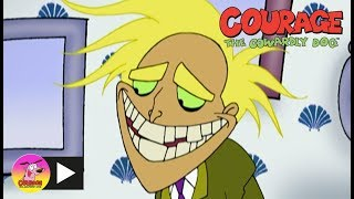 Courage The Cowardly Dog | Freaky Fred | Cartoon Network