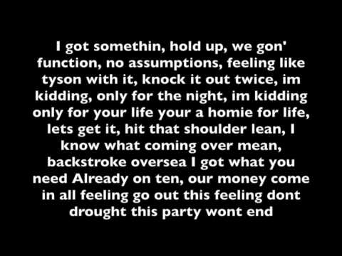 Kendrick Lamar-Love (lyrics)