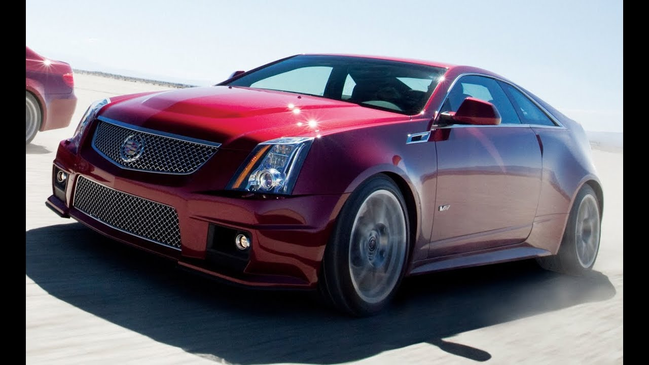 2011 Cadillac CTS-V - 2011 10Best Cars - CAR and DRIVER - YouTube