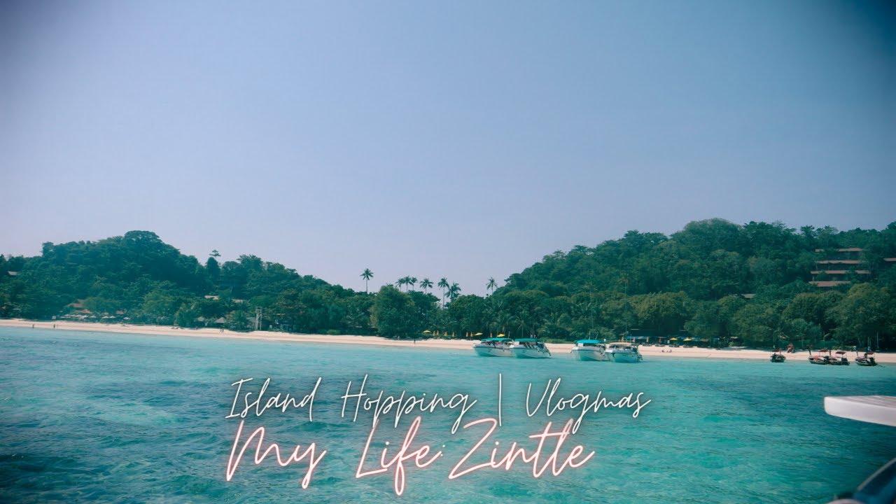 My Life: Zintle | Island Hopping Thailand | Vlogmas Part II | Season 1 | @baabmedia