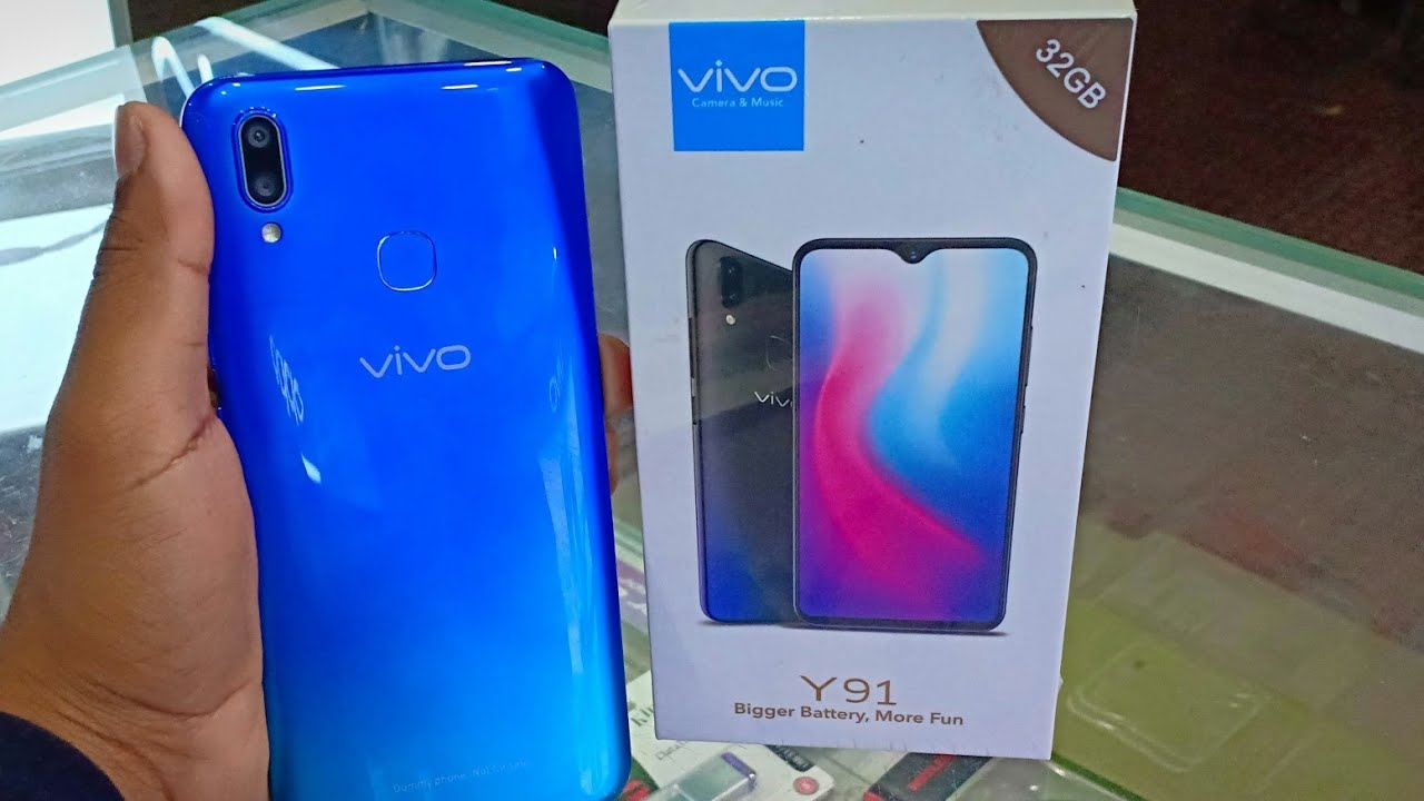 Vivo Y91 In India Unboxing And Review Vivo Y91 Specification Price Etc Youtube