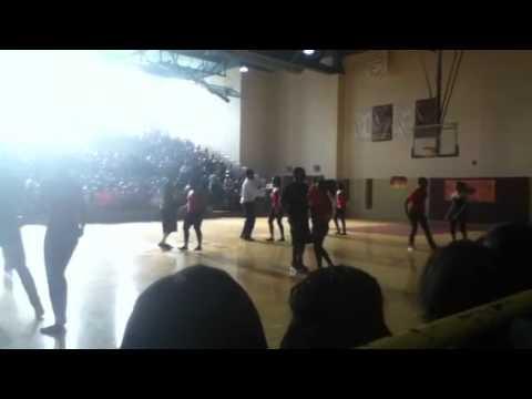 Hancock Central High School International Day Dance 2