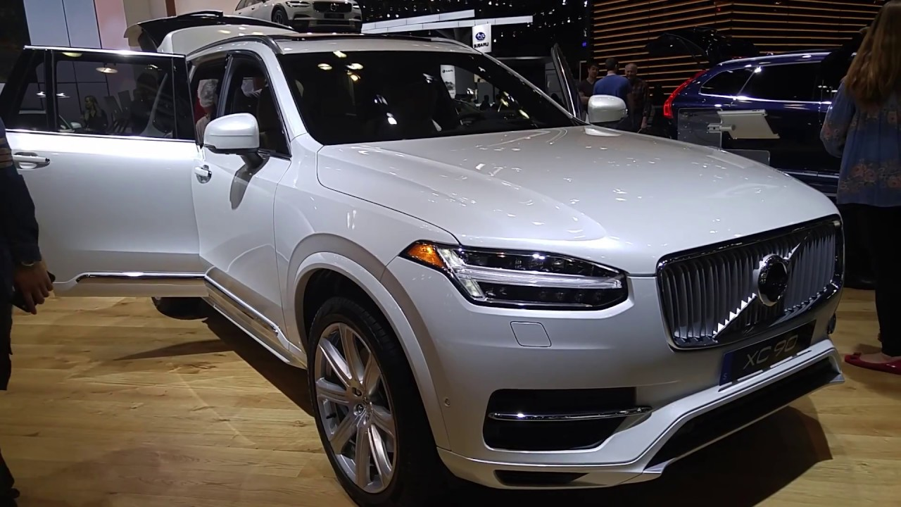 2018 volvo xc90 t8 youtube. Black Bedroom Furniture Sets. Home Design Ideas