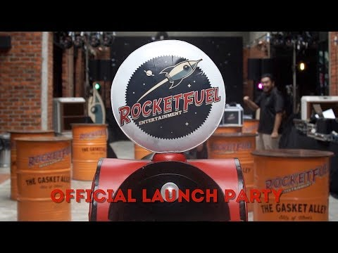 Rocketfuel Entertainment Launch Party