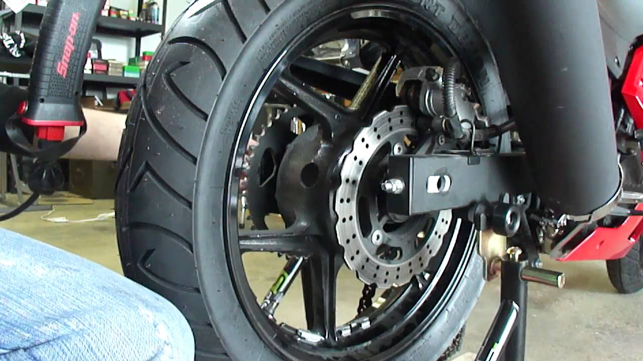 Kawasaki Rims And Tires