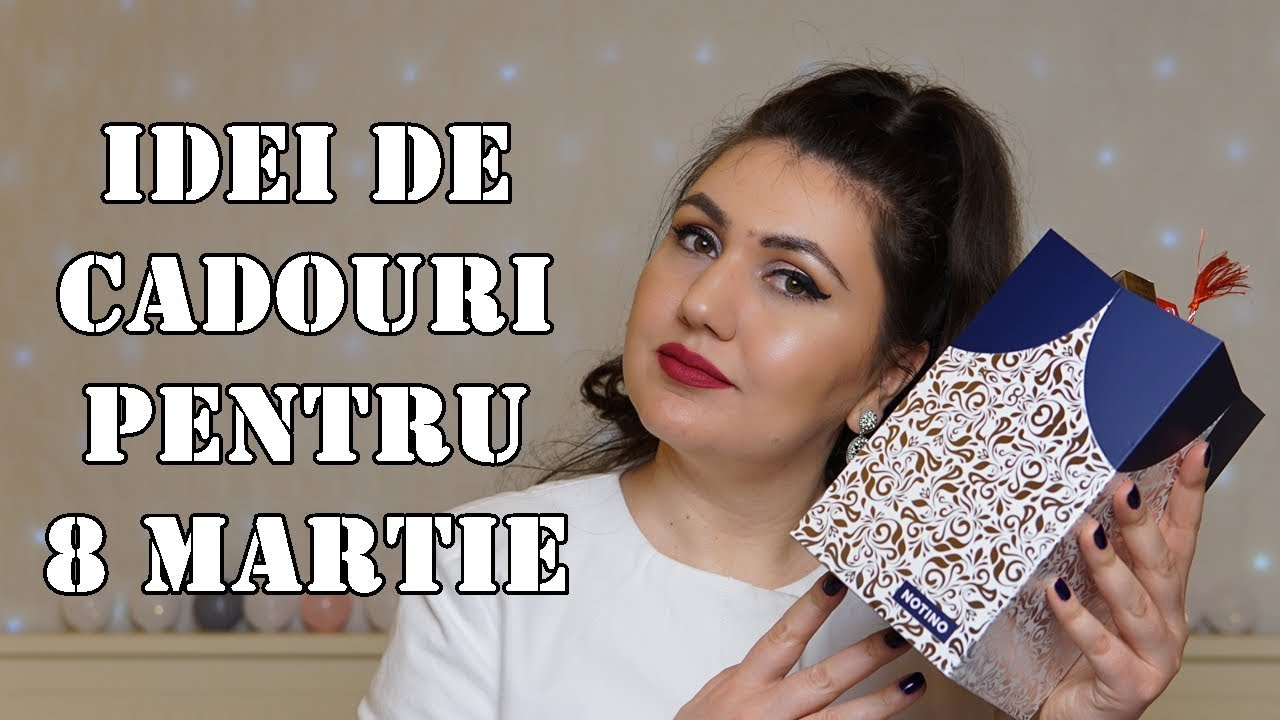 Idei de cadouri pentru 8 Martie | Ziua Mamei | Ziua Femeii | Notino Romania | Shop Notino