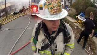 GoPro HD: Fire Fighting- Rescue 19 Working Fire